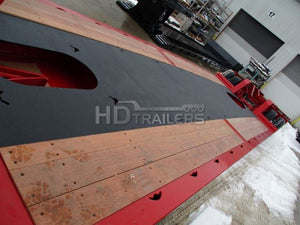 "XL Specialized 55 Ton HDG 15"" Loaded Deck Height"