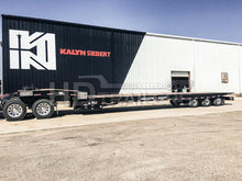 Load image into Gallery viewer, Kalyn Siebert 55 Ton (Tri-Axle) Slide Axle