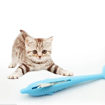 Sunsetime™ Interactive Cat Dental Toy