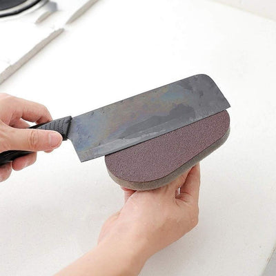 Nano-ceram Magic Sponge Brush with Handle