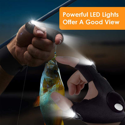 SANK® LED Gloves with Waterproof Lights
