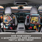 Load image into Gallery viewer, Quint Essence Car Seat Organizer Kick Mats