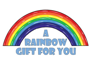 Coming Up Rainbows Gift Card
