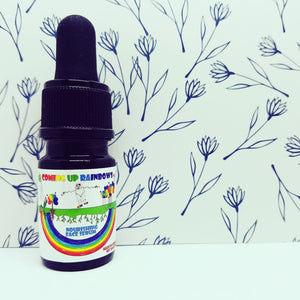 Nourishing Face Serum Coming Up Rainbows