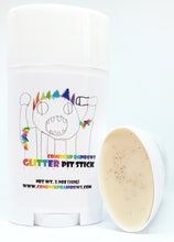 Load image into Gallery viewer, Glitter Pit Stick Coming Up Rainbows