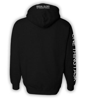 ONE THING - Black Hoodie
