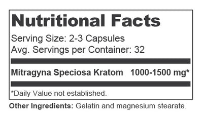 Capsules_ 00 Nutrition Facts