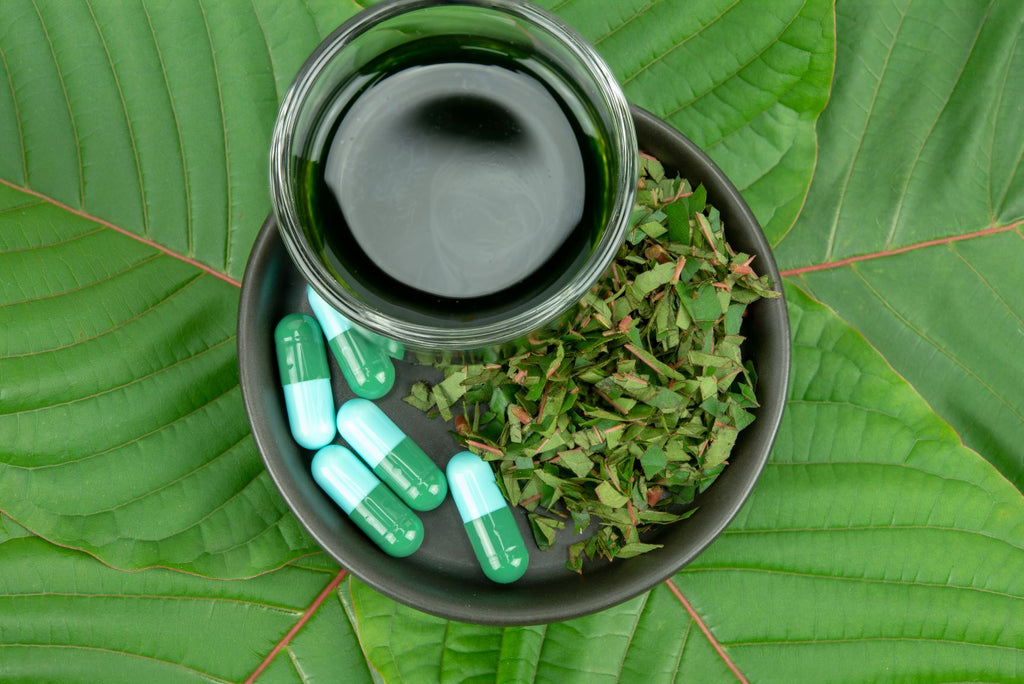 Benefits of Kratom Extract
