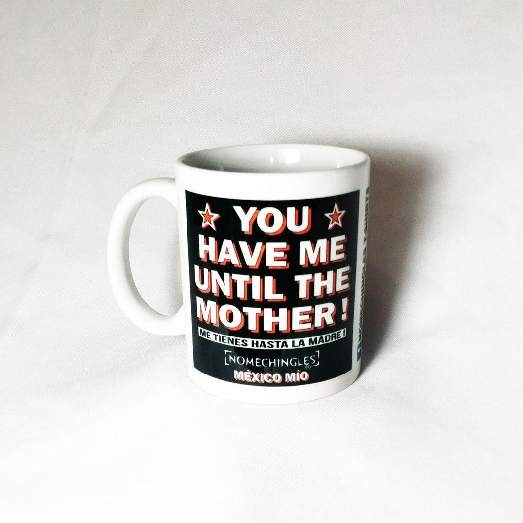 YOU HAVE ME UNTIL / Taza