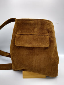Fallin for Suede Crossbody Bag