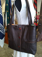 Load image into Gallery viewer, Americano Leather Tote