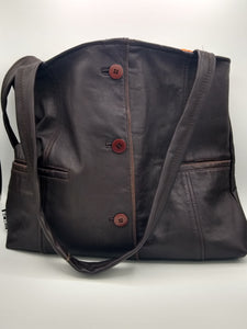 Americano Leather Tote