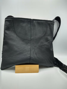 Anemone Leather Crossbody Bag