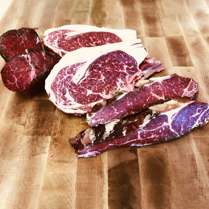 Galician Beef Trio Pack - thomas-joseph-butchery