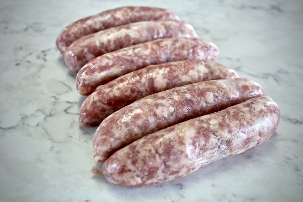 The Traditional Pork Sausage - thomas-joseph-butchery
