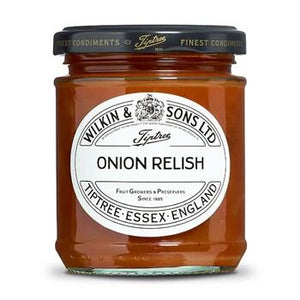 Wilkin & Son's Tiptree Onion Relish - thomas-joseph-butchery