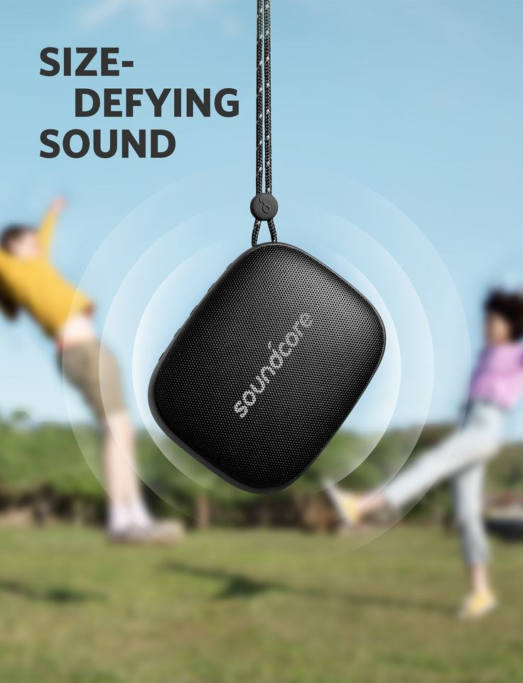 Soundcore Icon Mini Bluetooth Speaker | Black | Anker supertech.pk