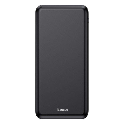M36 2-in-1 Wireless Charging Power Bank 10000 mAh | Black | Baseus supertech.pk