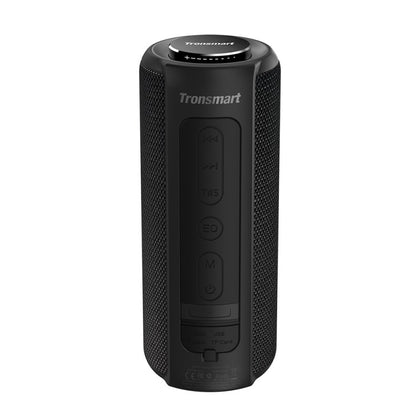 Element T6 Plus SoundPulse™ Portable Bluetooth Speaker | Black | Tronsmart supertech.pk