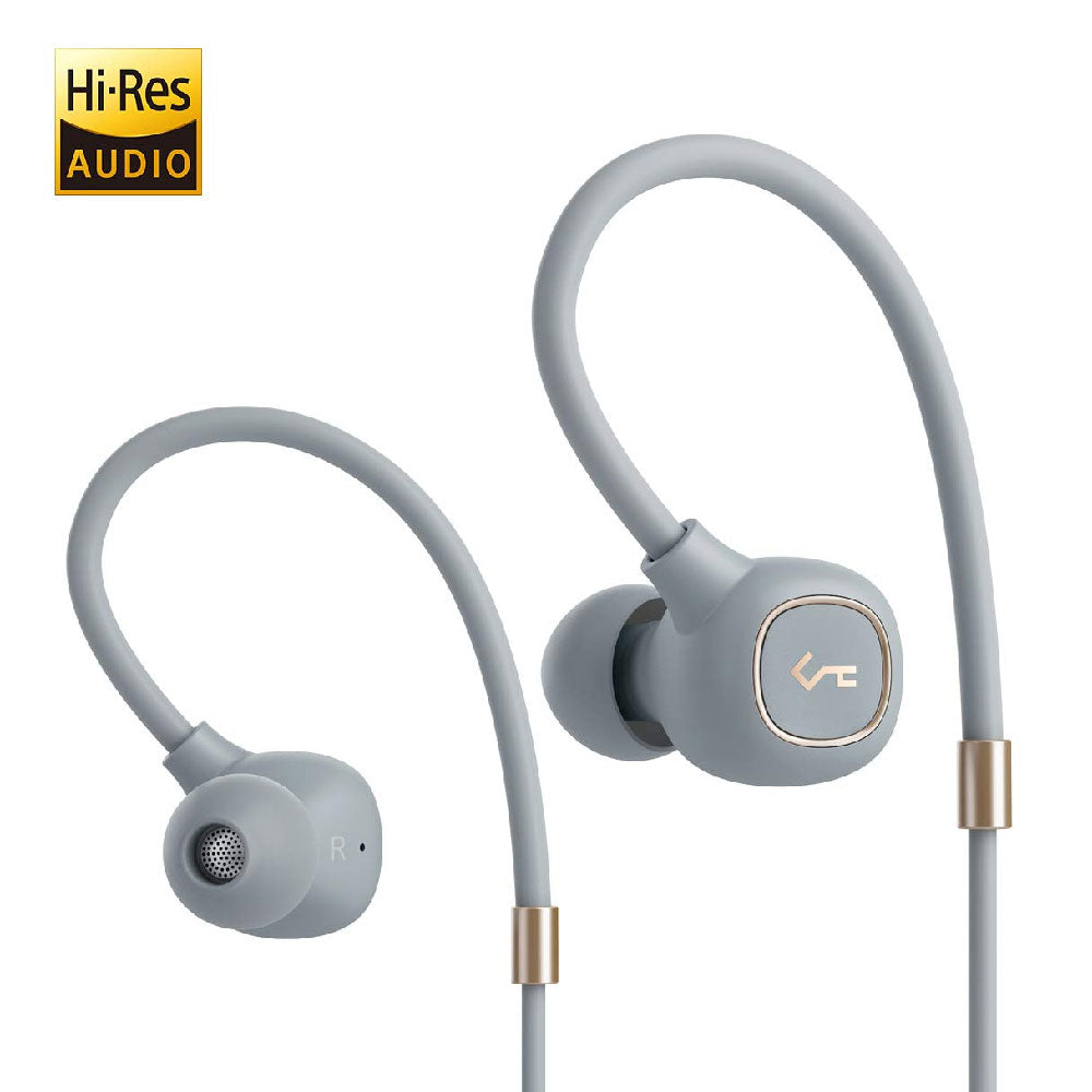Hybrid Dual Driver Wireless Earbuds | EP-B80 | Gray | Aukey supertech.pk