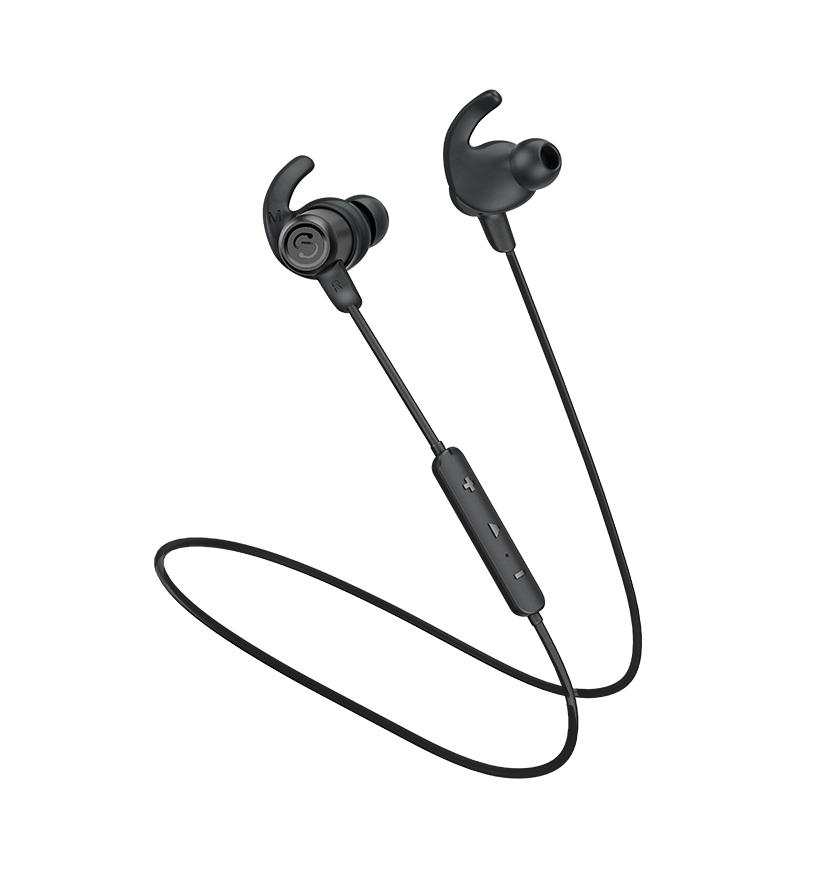 Bluetooth Earphones Q35 | Black | Soundpeats supertech.pk