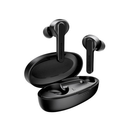 True Wireless Capsule | True Wireless Stereo | Black | Soundpeats supertech.pk