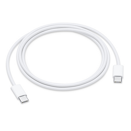 USB-C Charge Cable (1 m) - Type C to Type C | White | Apple supertech.pk