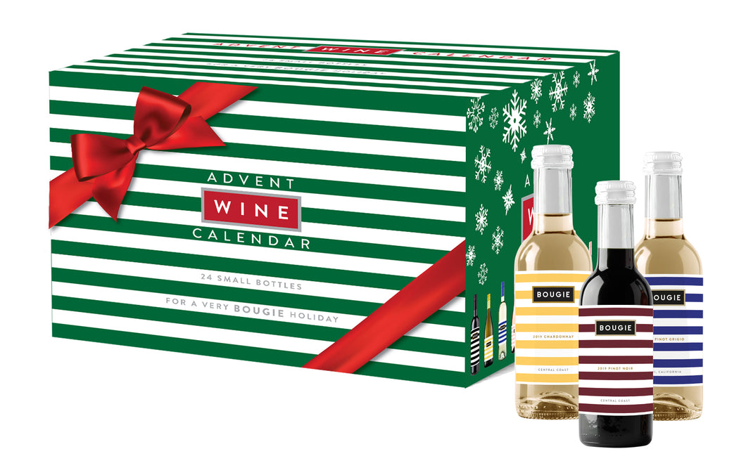 The Festive Wine Advent Calendar - 24 Pack
