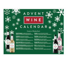 Load image into Gallery viewer, The Festive Wine Advent Calendar
