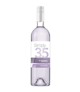 Simply 35 Blackberry Moscato