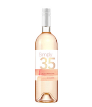 Load image into Gallery viewer, Simply 35 Peach Moscato