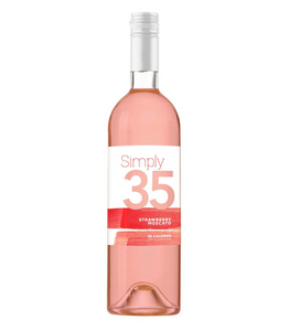 Simply 35 Strawberry Moscato