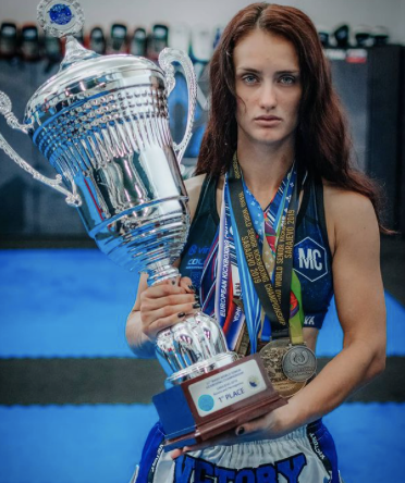 Monika Chochlikova