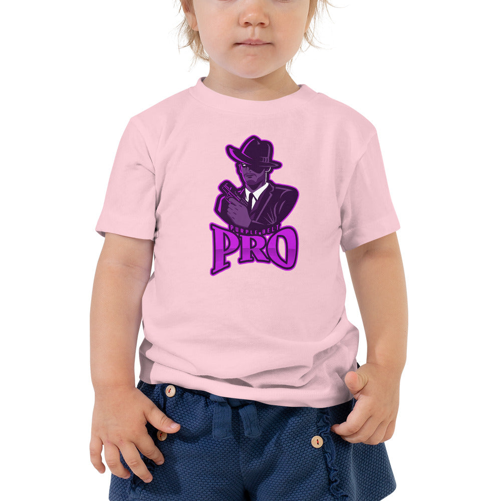 Purple Belt Pro Kid's Tee