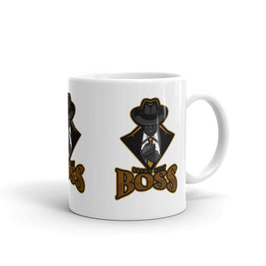 Open image in slideshow, Brown Belt Boss Mug