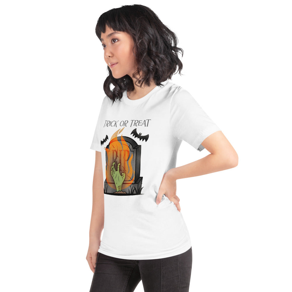 Hand From The Grave T-Shirt
