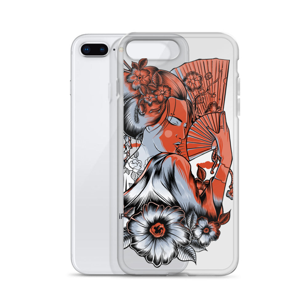 Rising Sun iPhone Case