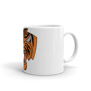 Open image in slideshow, American Traditional Tiger Mug