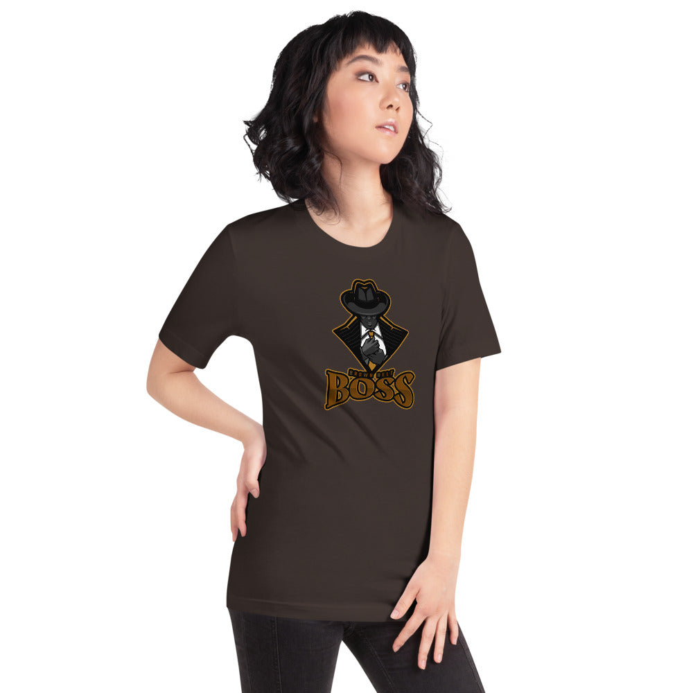 Brown Belt Boss Women's T-Shirt