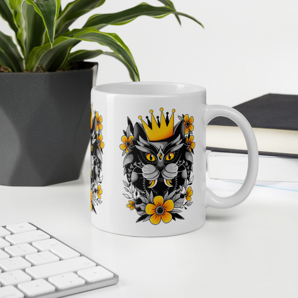 King Of Purr Mug