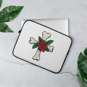 Open image in slideshow, Stay True Cross Laptop Sleeve