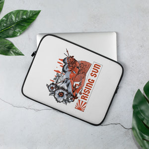 Open image in slideshow, Rising Sun Laptop Sleeve