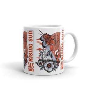 Open image in slideshow, Rising Sun Mug