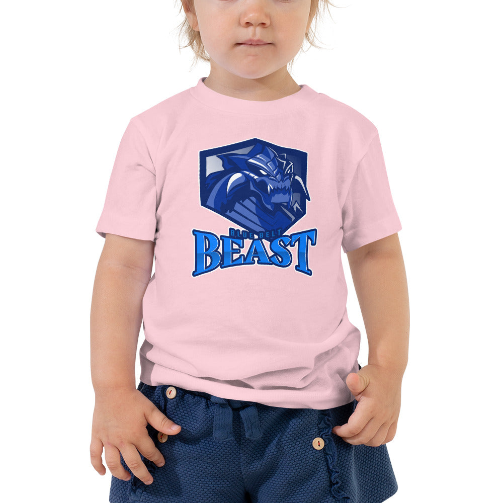 Blue Belt Beast kid's Tee