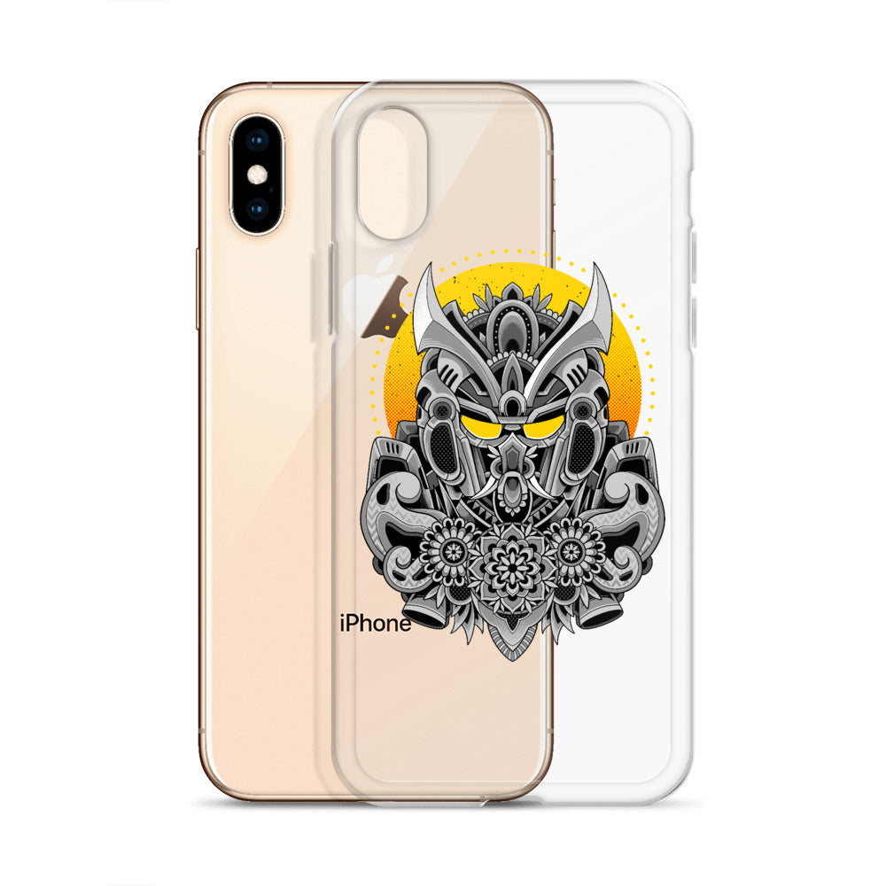Oni Mecha iPhone Case