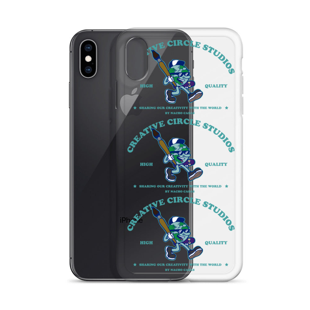 Creative Circle Studios International Artist iPhone Case
