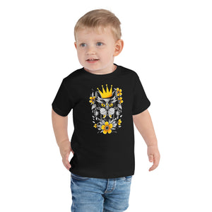 Open image in slideshow, King Of Purr Kids Tee
