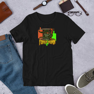 Open image in slideshow, Forex Ronin Short-Sleeve Unisex T-Shirt