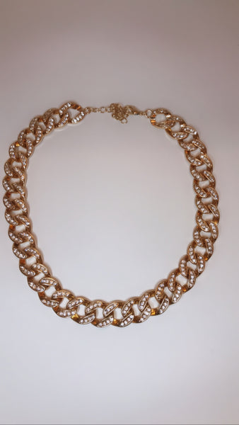 City Girls necklace