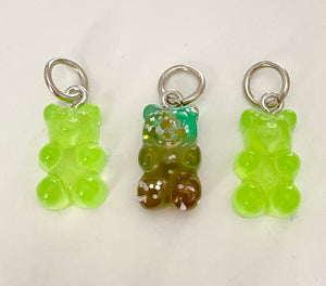 Green mask charms!!!